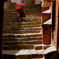 Monnik Tibet