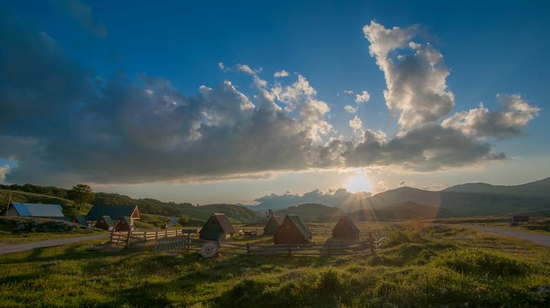 Durmitor camp