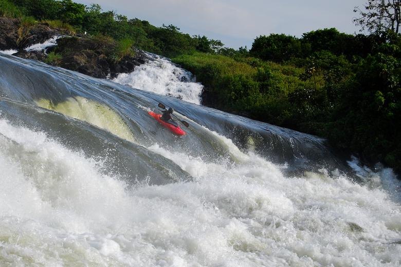 bujagali falls -