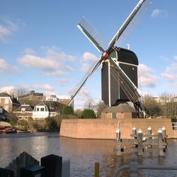 Molen in Leiden