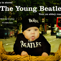 Young beatle
