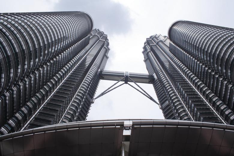 Twin towers 2, Kl, Malaysia.jpg - Twin towers 2, Kl, Malaysia