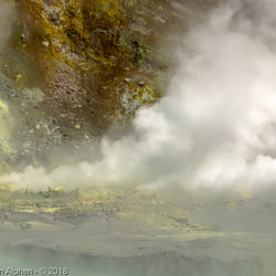 White Island, Nieuw-Zeeland