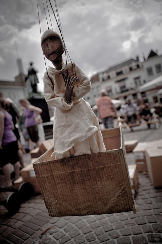 marionet - poppenfestival dordrecht