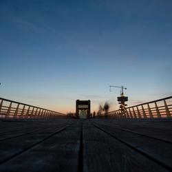 sunset pier 2