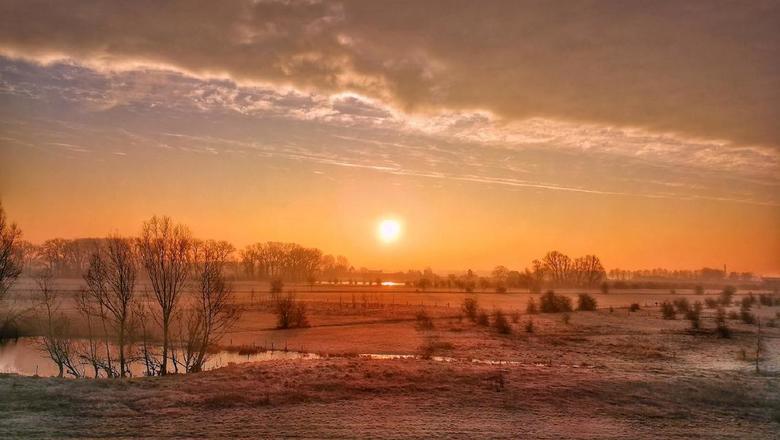 Goedemorgen winterzon