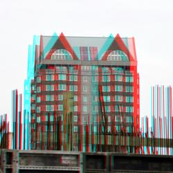 gebouw Statendam Rotterdam 3D