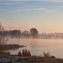 De Lek nabij Schalkwijk