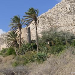 Gabo de Gata San Pedro het castillo