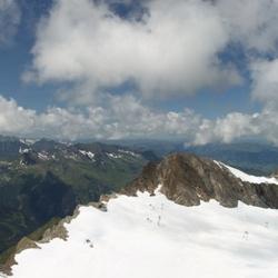 Het dak van de Alpen