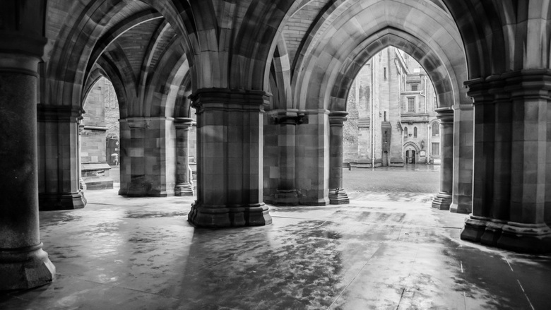 Glasgow University -