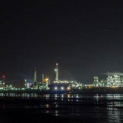 Industriegebied van Delfzijl