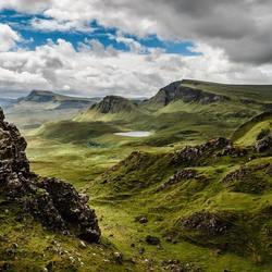 Quiraing, Schotland