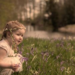mijn schattige nichtje