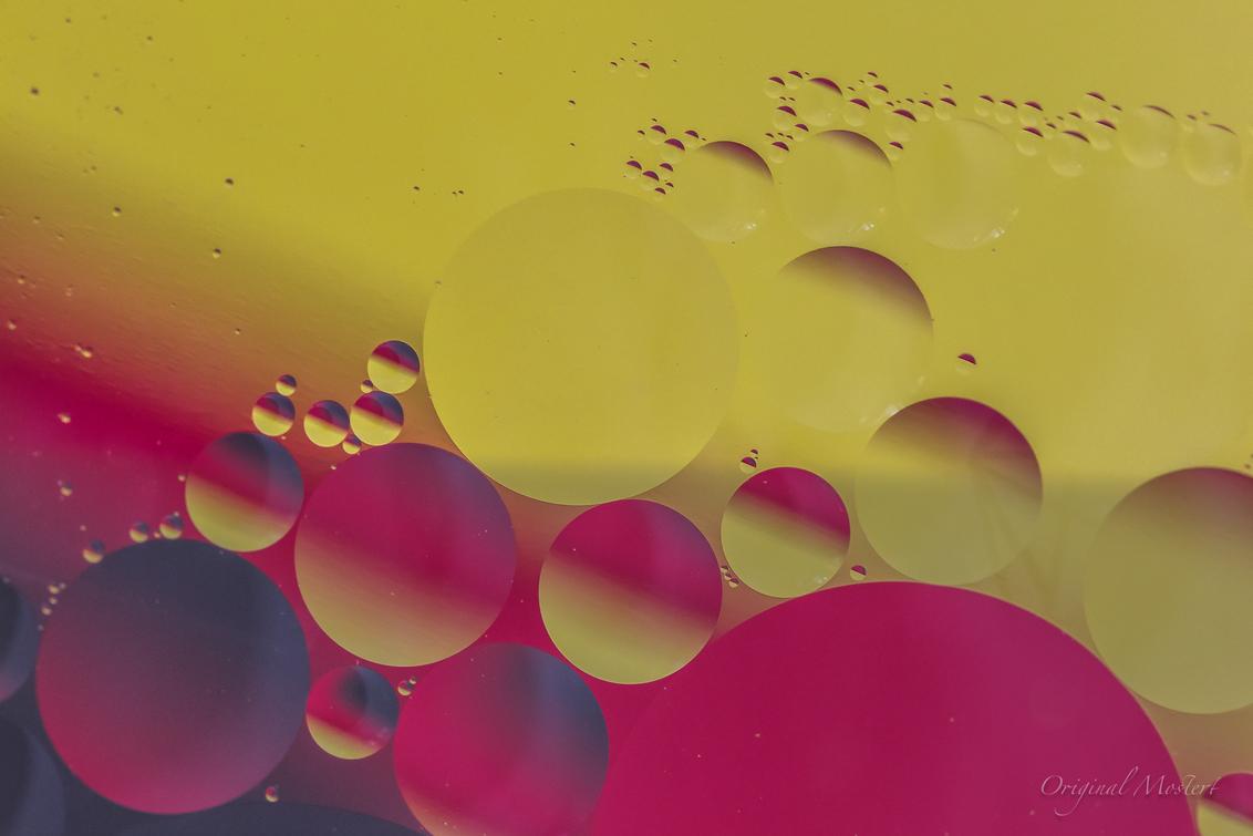 Bubbels, bubbels & bubbels...