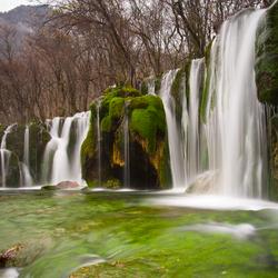 Juizhaigou waterval