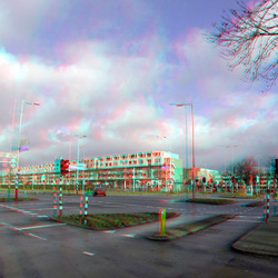 Prinsenlaan Rotterdam 3D GoPro