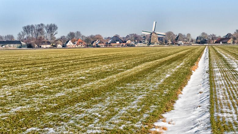 Landschap -
