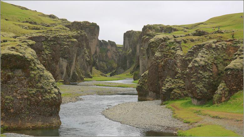 IJsland, Fjadrárgljúfur