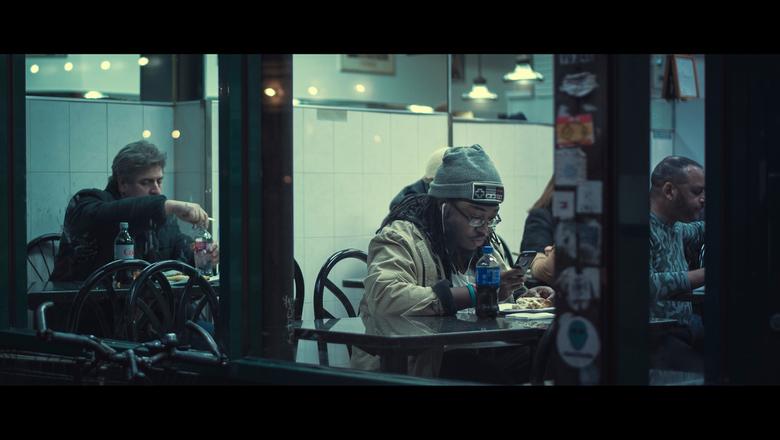 Lonely Men Diner