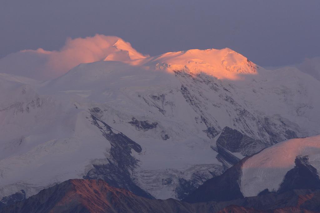 Alpengloed