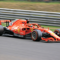 Spa-Francorchamps 2018 Sebastian Vettel