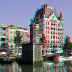 Witte Huis Wijnhaven Rotterdam 3D