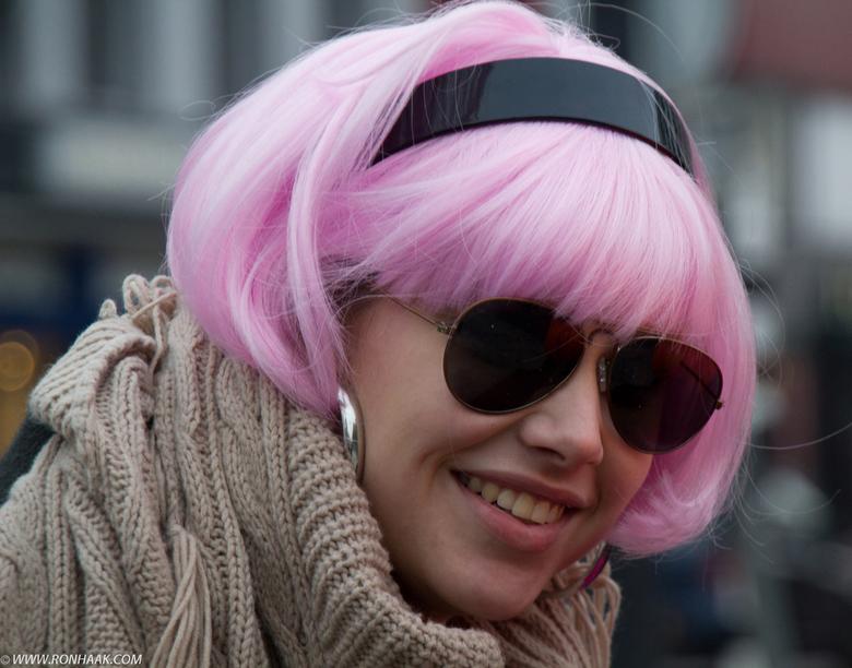"""Pink Lady - Ook leverbaar in andere kleuren. Kijk <a href=""""http://zoom.nl/foto/1591295/portret/in/album-58753/rood-met-blauwe-ogen.html""""> hier</a> maa"""