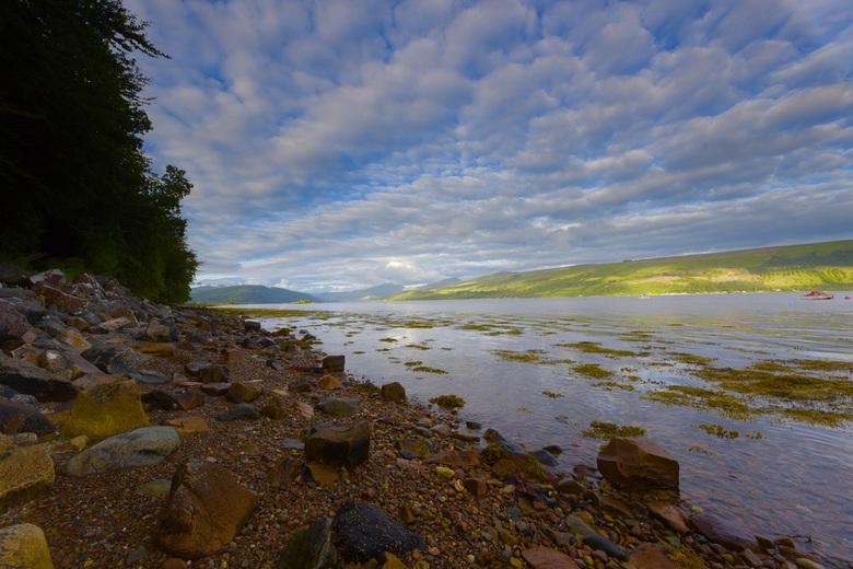 Loch Fyne - Loch Fyne bij Inveraray