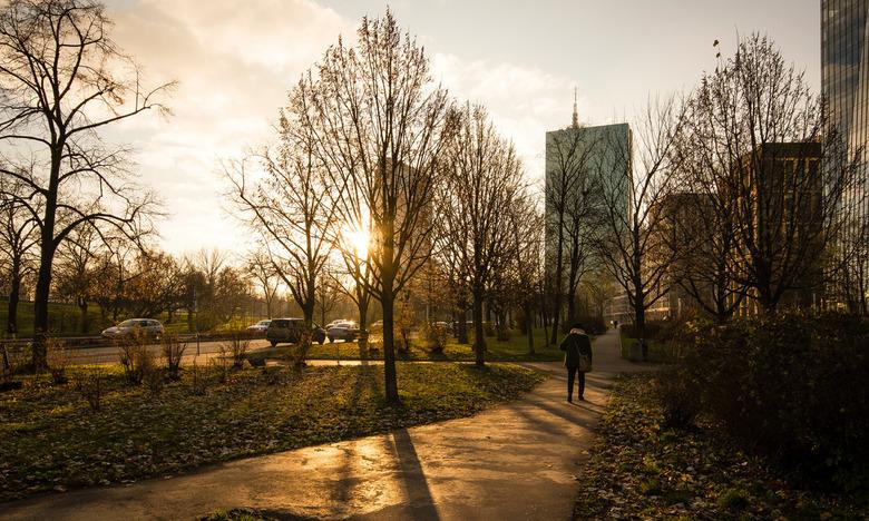 Warschau - De dag begint
