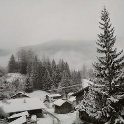 Sneeuw sprookje