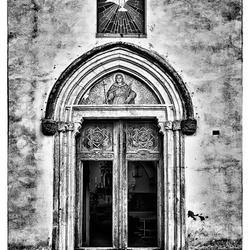 La Chiesa San Vito, Sardinie, Italie