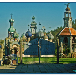 Het Hollandse Kremlin in Winkel......