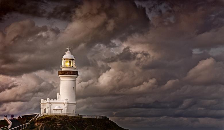 Byron Lighthouse -