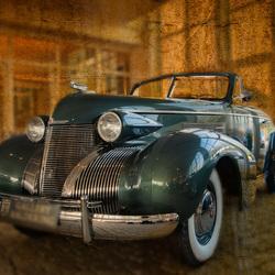 Detroit 1939...Cadallic Convertible
