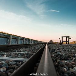 by train or plane-rails 'n trails