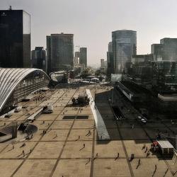 Arche meets Arc: La Défense