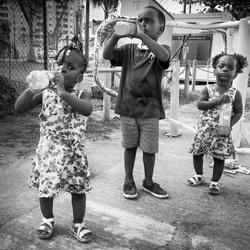 Drinking kids