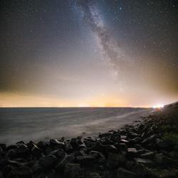Melkweg afsluitdijk