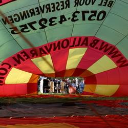 Mag ik een keer in de ballon?