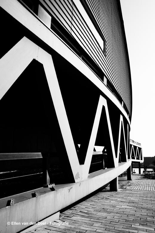 Luxor theater Rotterdam - Luxor theater in Rotterdam. Genomen tijdens de World Wide Photo Walk in 2011.