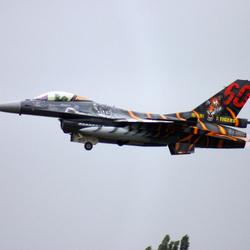 50th NATO Tiger Meet Belgische F16