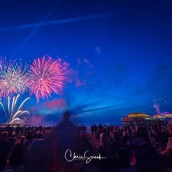 Vuurwerkshow Scheveningen 2018