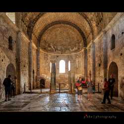 Sint Nicolaaskerk van Myra Turkije