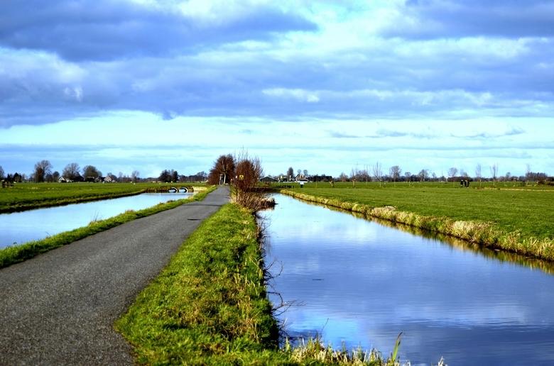 't Land - Heerlijke weilanden.