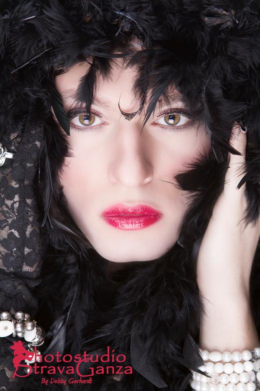 Giann - Man wordt vrouw<br /> Model Gianni<br /> MUA Annemiek IJsselstijn