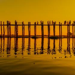 Sunset Myanmar 3