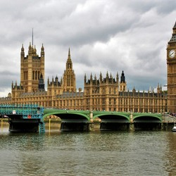 House of parliament.
