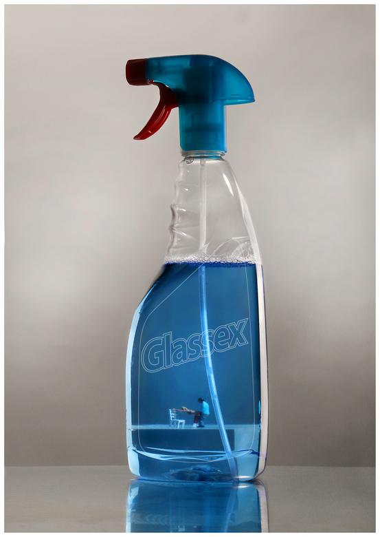 glassex - je ruiten schoon in een wip!