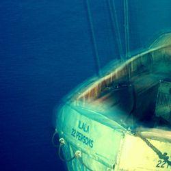 reddingssloep van de MV Ilala